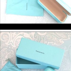 Tiffany Co. case for glasses